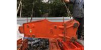 Гидромолот для экскаватора EDT800/2