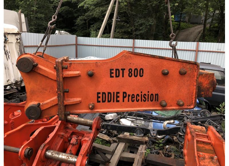 Гидромолот для экскаватора EDT800/3