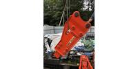 Гидромолот для экскаватора Miracle MB80M/2