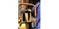 Фронтальный погрузчик на гусеничном ходу Komatsu D21S Автомат