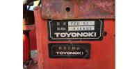 Картофелеуборочный комбайн Toyonoki TPH5.5, №524