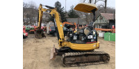 Экскаватор Caterpillar 303CR REGA