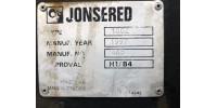 Фискарь - лесозахват Hiab Jonsered Z100  №454