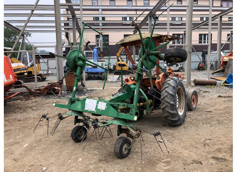 Грабли-Ворошилка KUHN GF-5001MH, 5 метров,  N 631