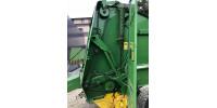 John Deere 550 N 668