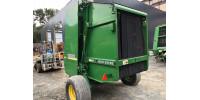 John Deere 550 N 670
