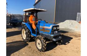 Трактор Iseki Land Leader 255 4WD