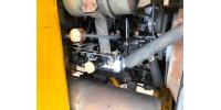 Фронтальный погрузчик Yanmar Y20W-2, колесный 4WD