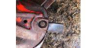 Косилка прицепная с кондиционером биттером KUHN FC250G № 783