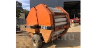 Gallignani AXEL-5550 Welger System N 760