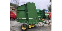 John Deere 550 N 658