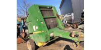 John Deere 550 N 833
