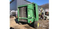 John Deere 550 N 830